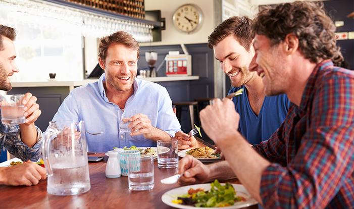 Men's September Luncheon