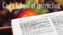 God's School of Instruction
